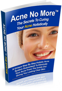 Acne no more - book